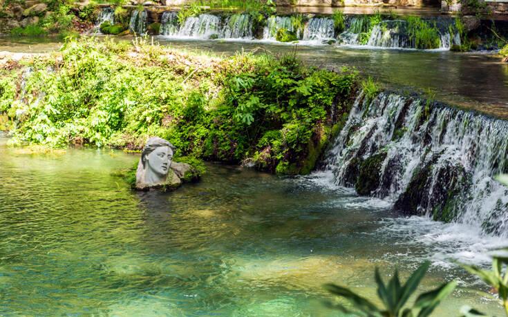 Ο μυθικός ποταμός με το θηλυκό όνομα, δύο ώρες μακριά από την Αθήνα – Newsbeast